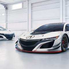 Salon de New York : Surprise, voici l'Acura NSX GT3 !