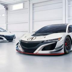 Salon de New York : Surprise, voici l'Acura NSX GT3 !