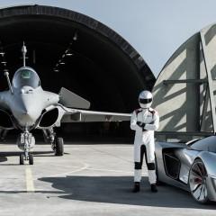 Bell & Ross AeroGT Concept : La supercar inspirée par l'horlogerie