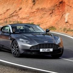 Aston Martin DB11: Aristocratie contemporaine