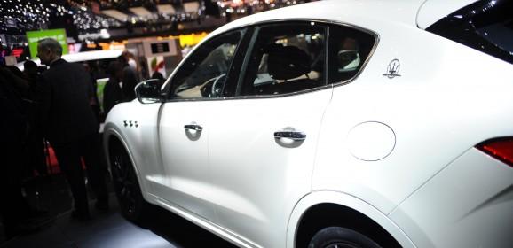 Maserati Levante : Motorisations V6 au lancement