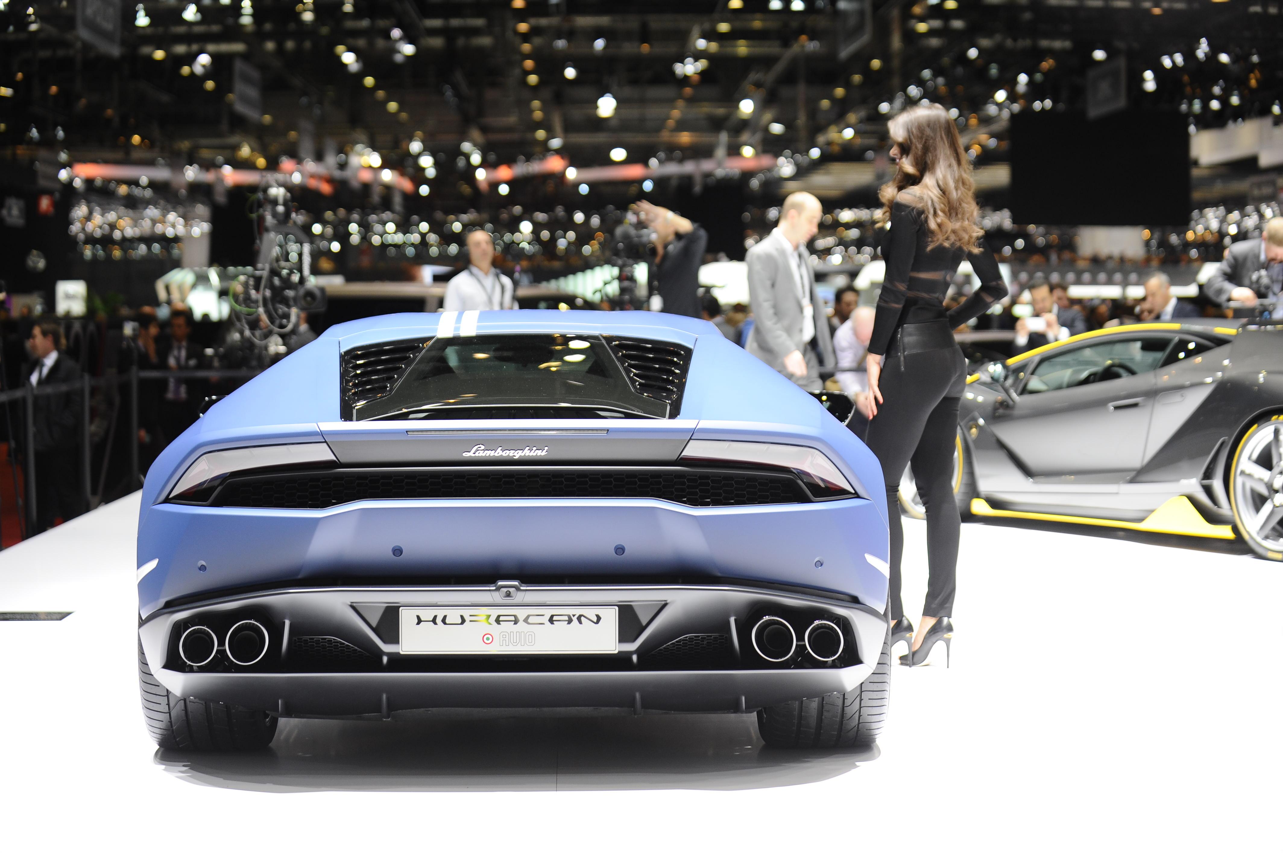 Lamborghini Huracan LP 610-4 Avio