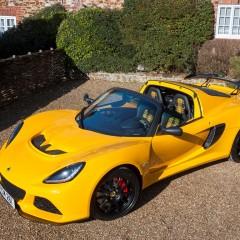 Lotus Exige Sport 350 : Le Roadster à Genève !