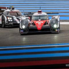 FIA WEC 2016 : Toyota s'intercale entre Porsche et Audi au Prologue