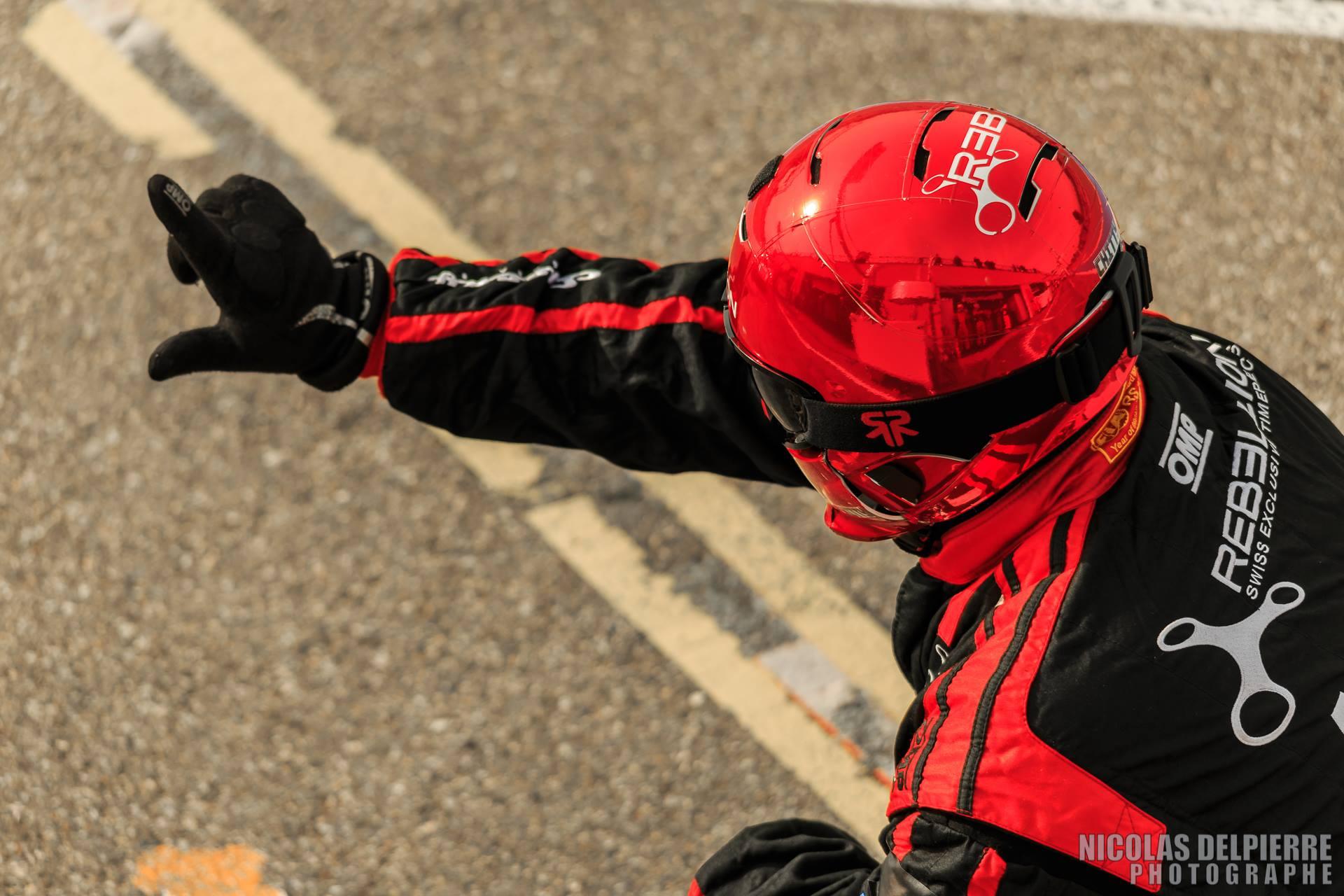 FIA WEC Prologue 2016 - Nicolas Delpierre