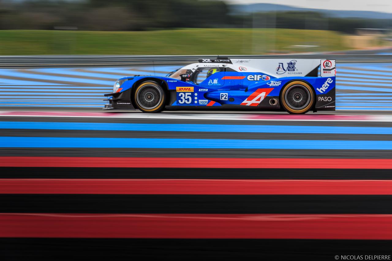 Alpine A460 LMP2 2016