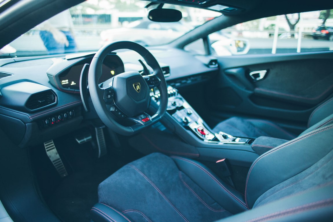 Jon Olsson - Lamborghini Huracan LP610-4