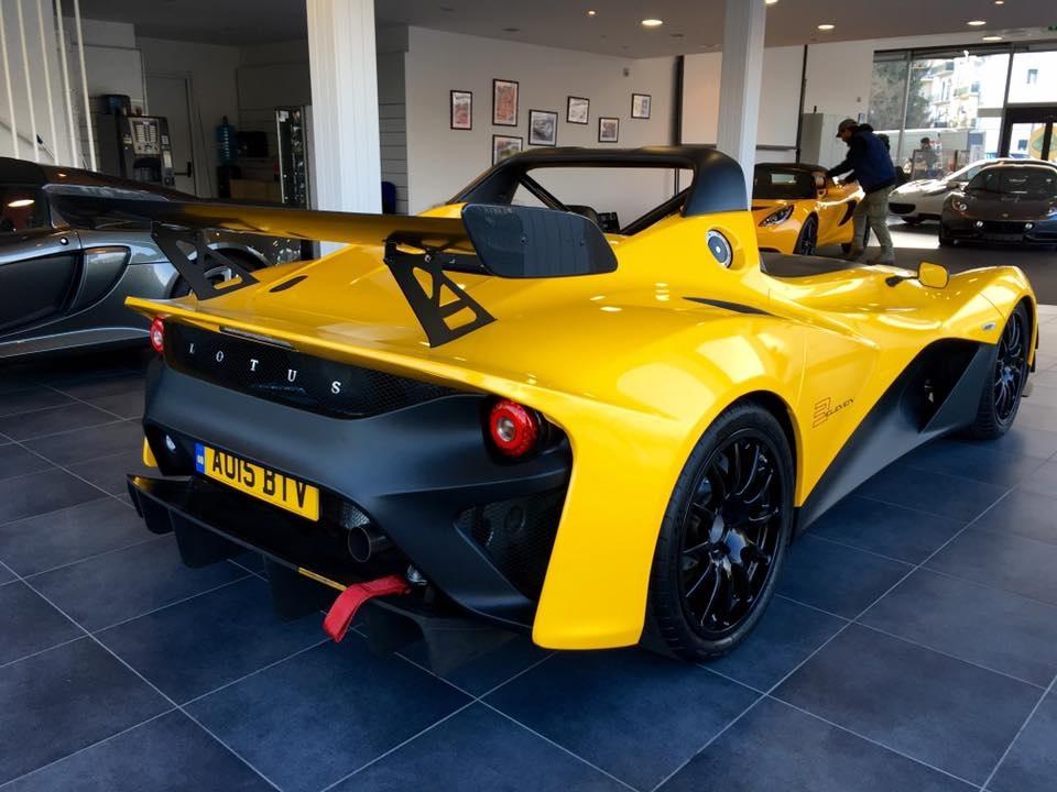 Lotus 3-Eleven (AUI5 BTV)