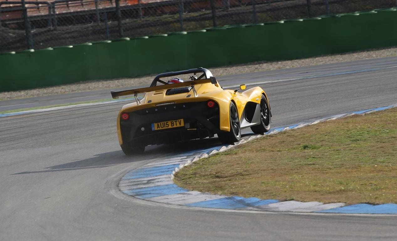 Lotus 3-Eleven Christian Gebhardt