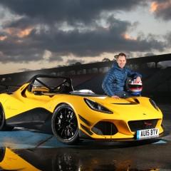 Lotus 3-Eleven : Un chrono record à Hockenheimring avec Christian Gebhardt !