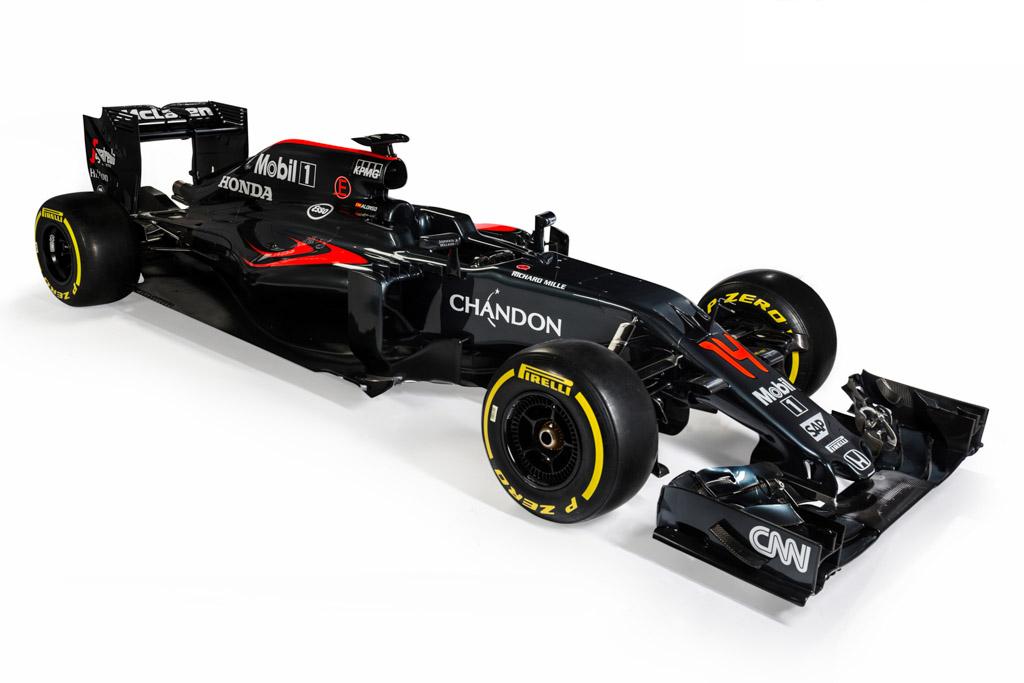 McLaren Honda MP4 31