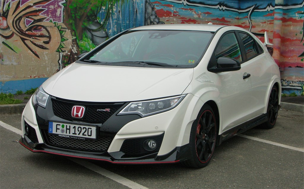 Honda Civic Type R GT 2015