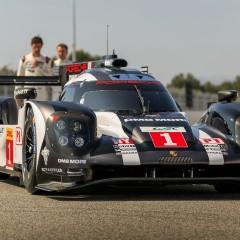 FIA WEC 2016 : La Porsche 919 Hybrid en photos au Prologue