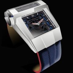 Parmigiani Fleurier Bugatti 390 Concept Watch : Hommage à la Chiron