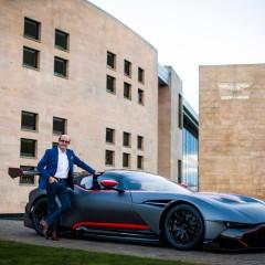 Aston Martin signe un partenariat horloger avec Richard Mille