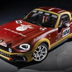 Abarth 124 Spider Rally 2016 : Mais pourquoi est-elle si méchante ?
