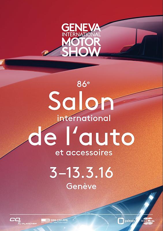 Retrouvez nos articles sur le Salon de Genève 2016 / See our articles on Geneva Motor Show 2016
