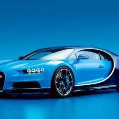 Bugatti Chiron : Le double de LaFerrari !