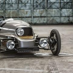 Salon de Genève 2016 : Le coup de foudre pour le Morgan EV3 !