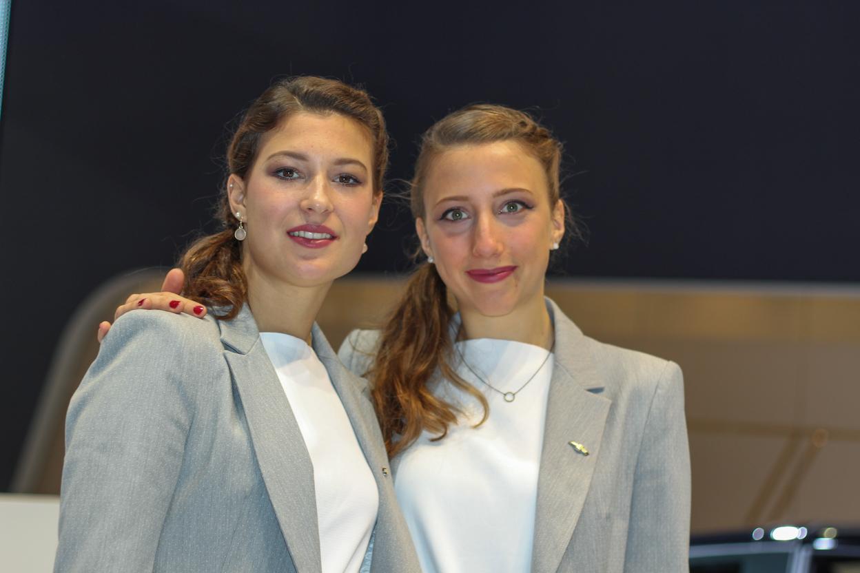 Hôtesses - Salon de Genève
