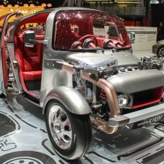 Toyota Kikai : Le concept qui réveille le stand Toyota au Salon de Genève 2016