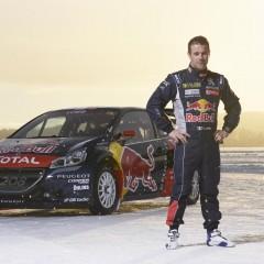 Sebastien Loeb s'engage en WRX avec le Team Peugeot Hansen