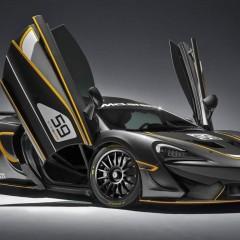 McLaren 570S GT4 : Avant goût de la 570S Sprint…
