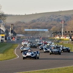 Goodwood 74ème Members Meeting à suivre en live ce week-end