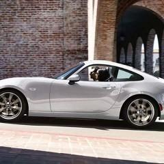 Une Mazda MX-5 Coupé présentée au salon de New York ?