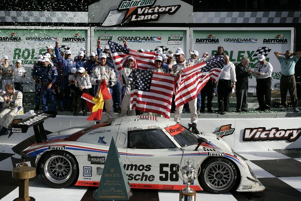 Brumos Racing 2009 24 Hours of Daytona