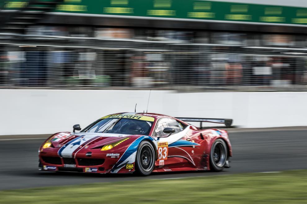 FIA WEC GTE Silverstone 2016