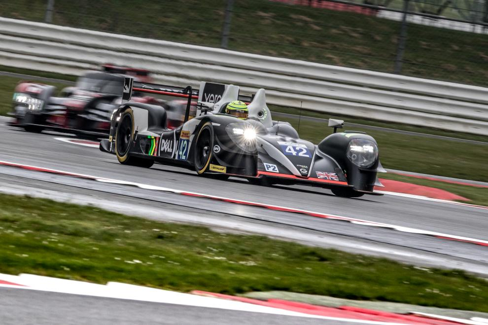FIA WEC LMP2 Silverstone 2016