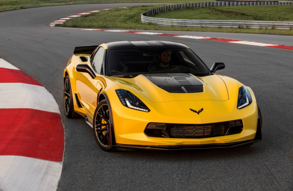 Chevrolet Corvette Z06 C7.R Edition