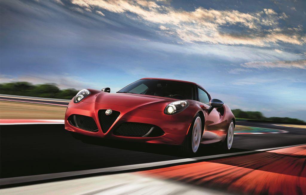 Alfa Romeo 4C Limited Edition