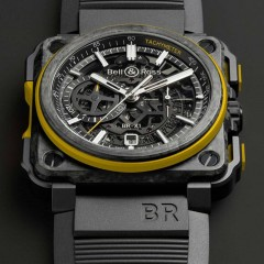 Bell & Ross BR-X1 R.S.16 : Hommages au Renault Sport F1 Team