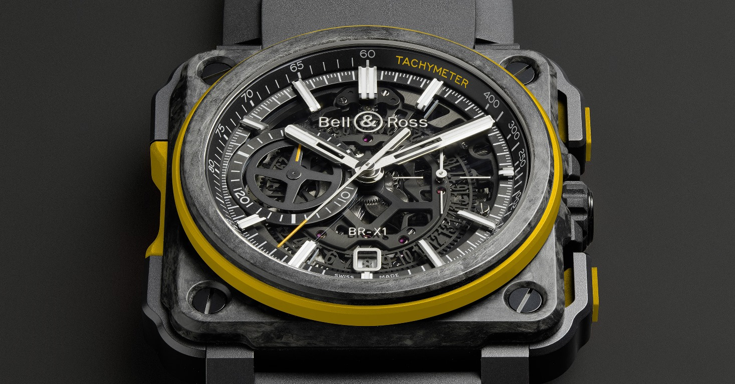 Bell & Ross BR-X1-R.S.16-Renault F1 Team