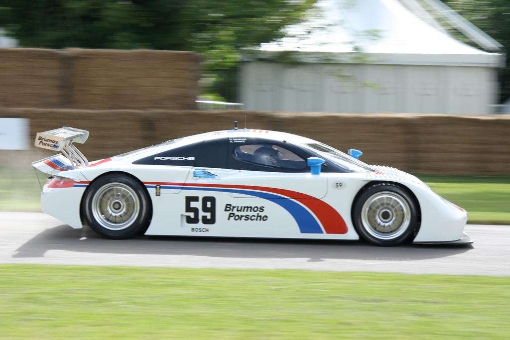 Brumos Fabcar Porsche