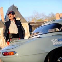 Tour Auto 2016, Paris – Beaune : Jean-Pierre Lajournade en tête