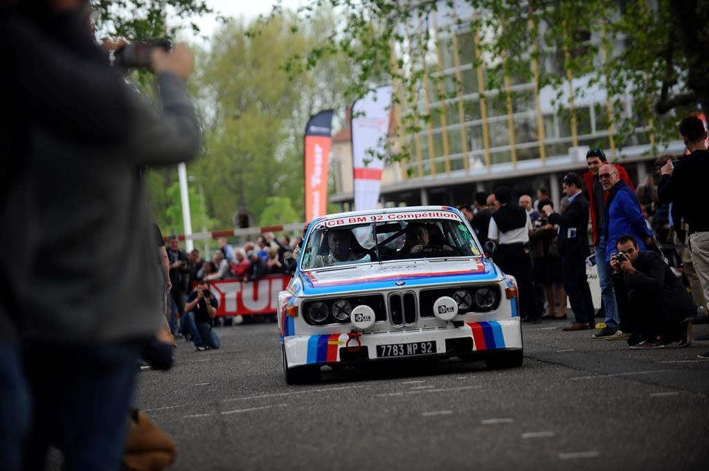 Tour Auto 2016 - 1er jour Paris - Beaune - Joris Clerc
