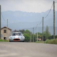 Tour Auto 2016, Lyon – Valence : Jean-Pierre Lajournade à l'attaque