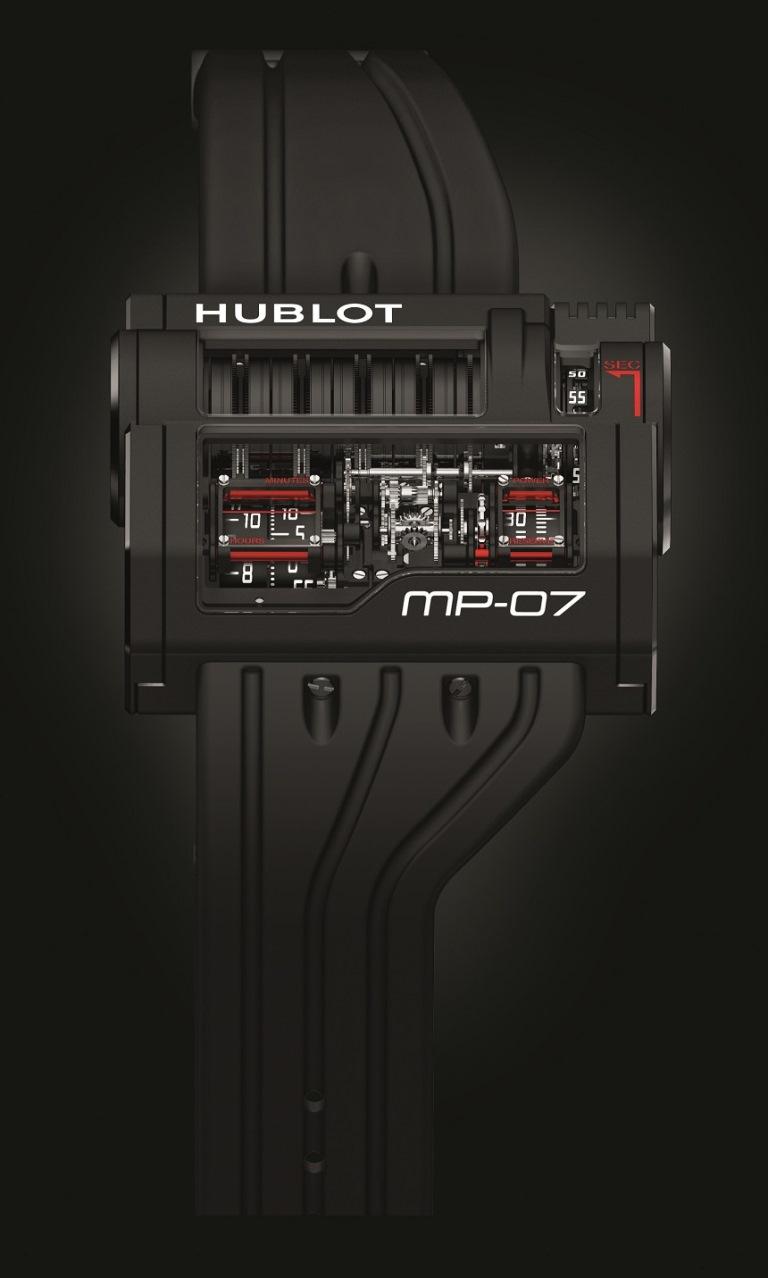 Hublot MP-07 42 Days Power Reserve