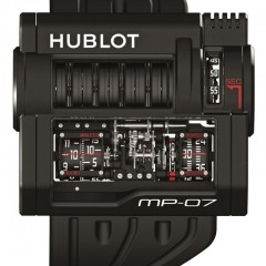 Hublot MP-07 42 Days Power Reserve : la nouvelle superwatch !