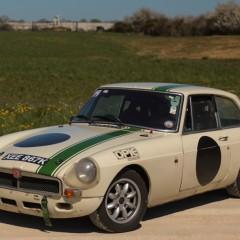 Essai Classic : MG B GT 1972 Racing
