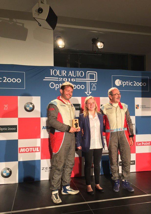 Tour Auto 2016 - JP. Lajournade/Ch. Bouchet