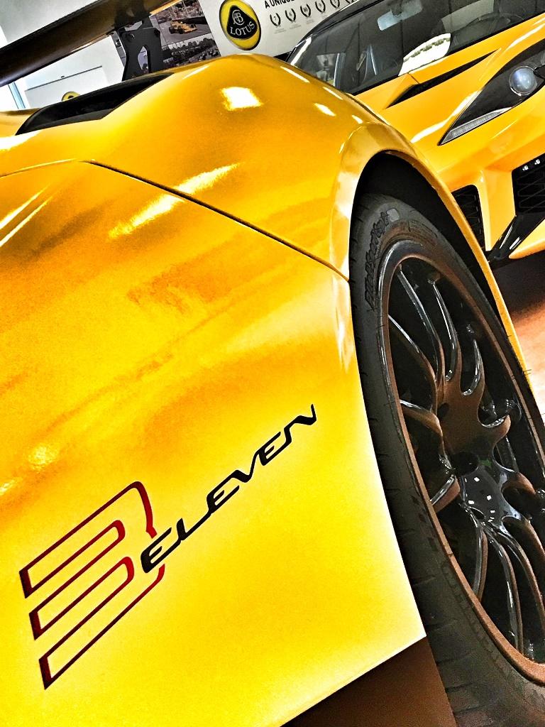 Lotus 3-Eleven AUI5 BTV