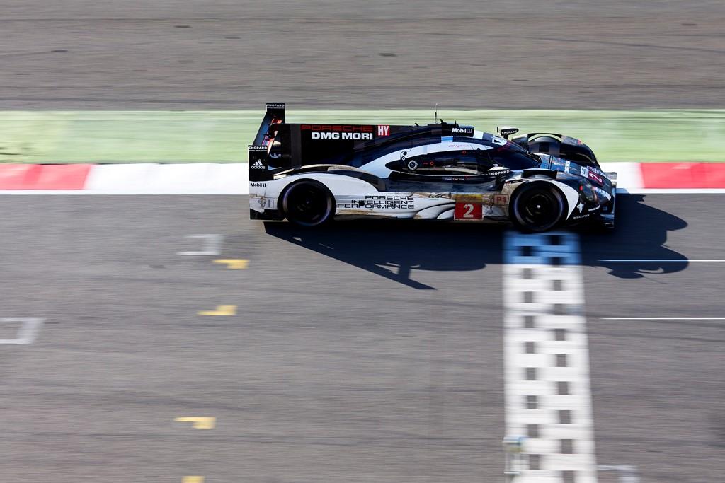 FIA WEC LMP1 Silverstone 2016