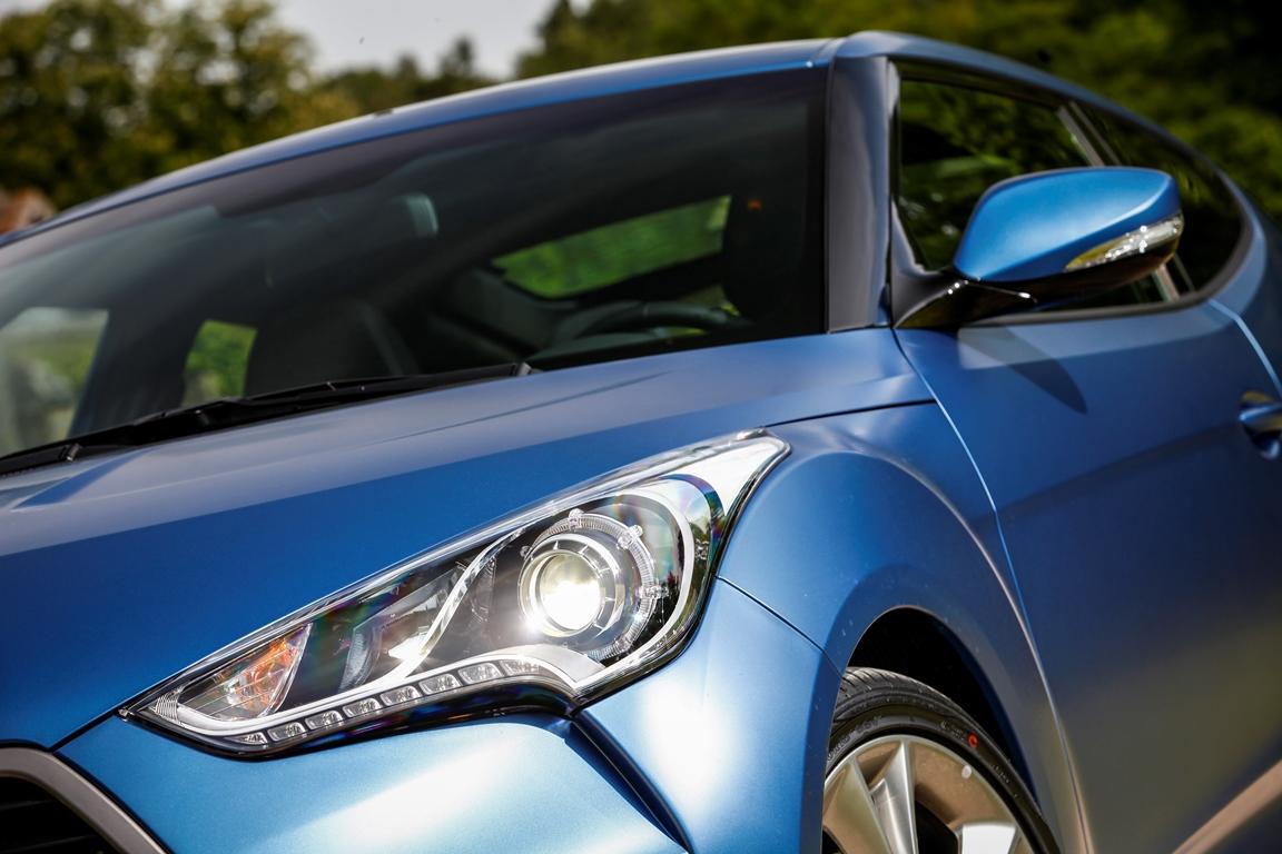Hyundai Veloster turbo DCT-7