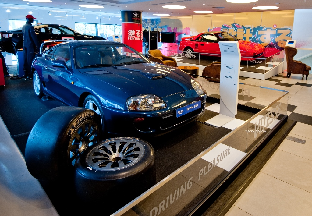 "Exposition ""Toyota Creative Design"""