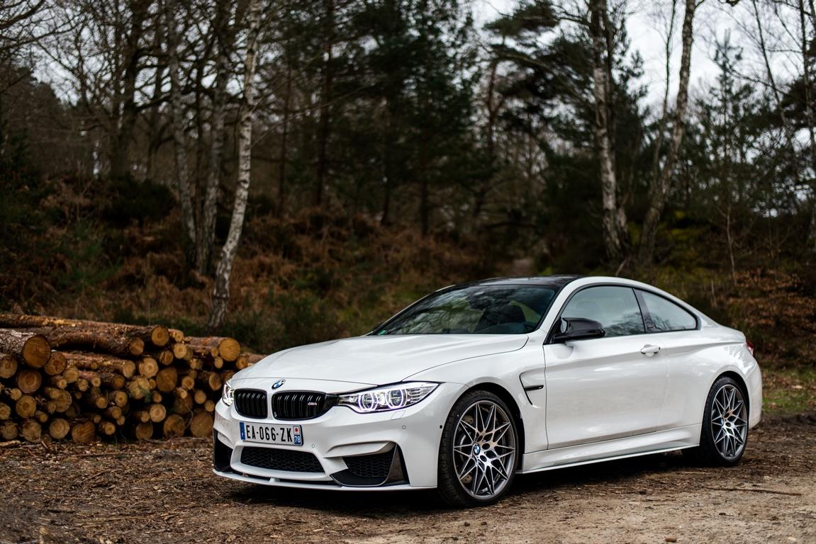 BMW M4 Coupé Tour Auto Edition 2016