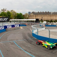 Formula E Paris : Game Over